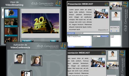 Video Streaming - Television IP - Eventos en directo